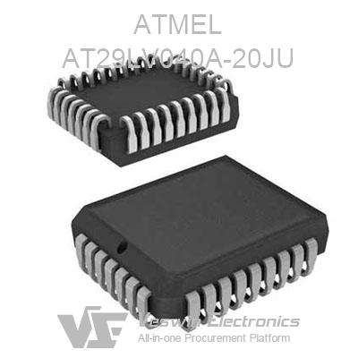 AT29LV040A-20JU Product Image