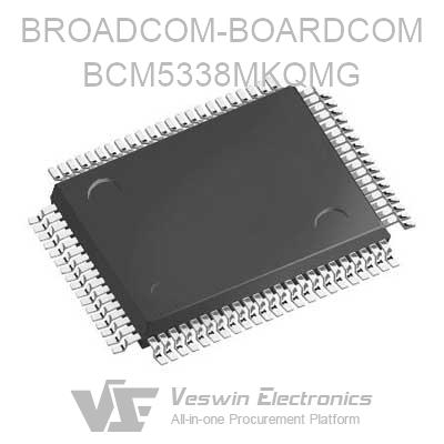 BCM5338MKQMG Product Image