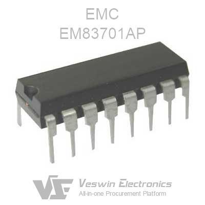 EMC EM78P458APJ-G DIP-20
