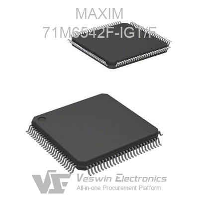 71M6542F-IGT/F Product Image
