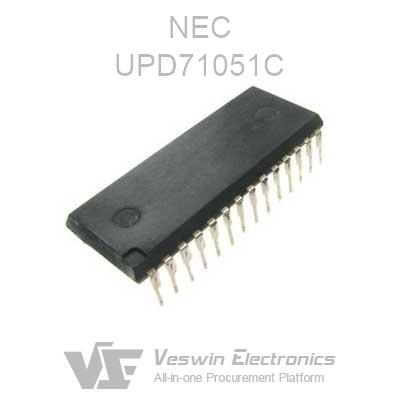 Comunicaciones NEC D8253C-2 DIP-24 IC