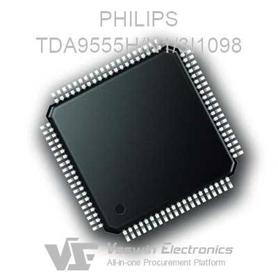 SAA5542PS//M4//1077 Original New Philips Integrated Circuit