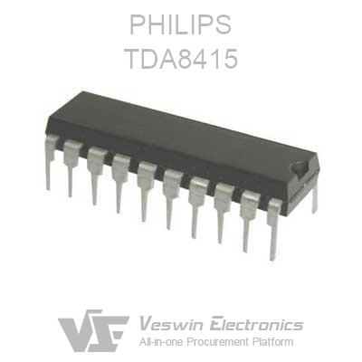 Tda2310 Integrated Circuit
