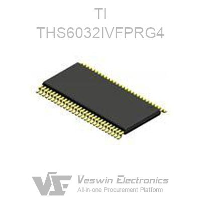 THS6032IVFPRG4 Product Image
