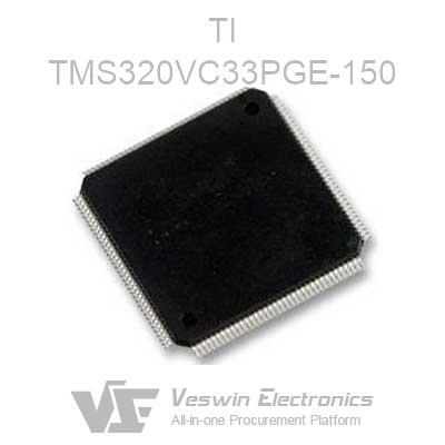 TMS320VC33PGE-150 Product Image