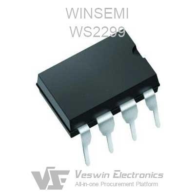 5PCS X WS3441S8P SOP8 WINSEMI